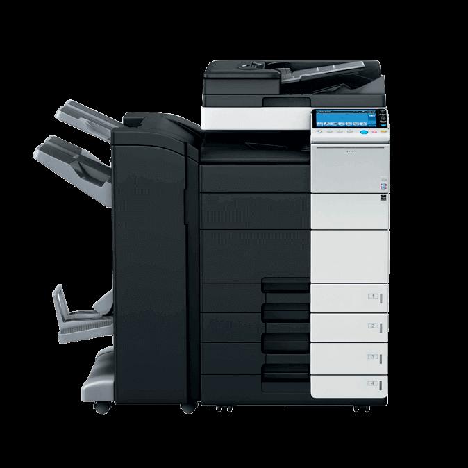 Impressora Multifuncional Konica Minolta C 454 Color
